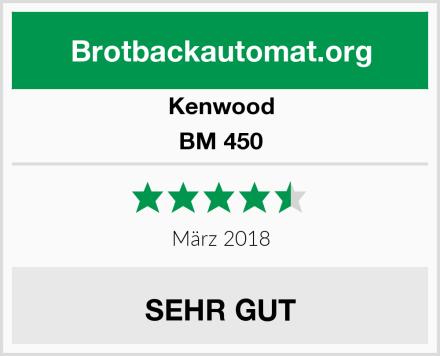 Kenwood BM 450 Test