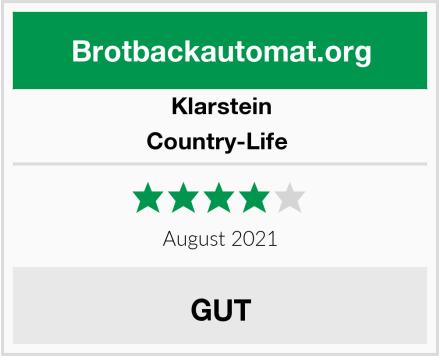 Klarstein Country-Life  Test