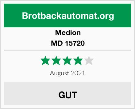 MEDION MD 15720 Test