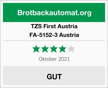 TZS First Austria FA-5152-3 Austria Test