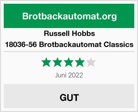 Russell Hobbs 18036-56 Brotbackautomat Classics Test