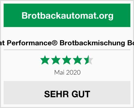 eat Performance® Brotbackmischung Box Test