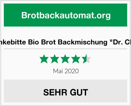 Dankebitte Bio Brot Backmischung