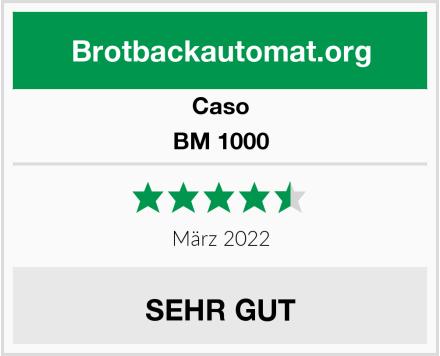 Caso BM 1000 Test