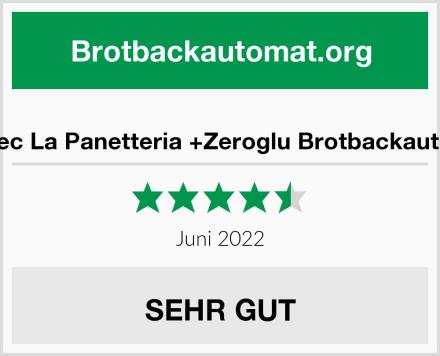 Imetec La Panetteria +Zeroglu Brotbackautomat Test