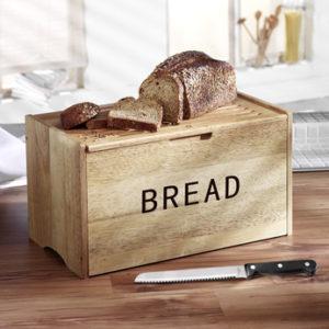 So wird ein Brot richtig aufbewahrt