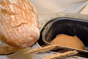 Funktionsweise eines Brotbackautomaten