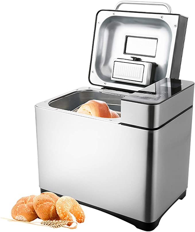 COOCHEER Brotbackautomaten
