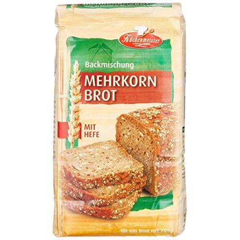 Bielmeier Küchenmeister Brotbackmischung Mehrkornbrot