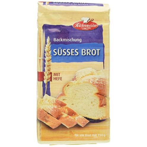 Bielmeier-Küchenmeister Brotbackmischung Süßes Brot