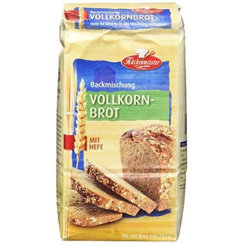 Bielmeier-Küchenmeister Brotbackmischung Vollkornbrot